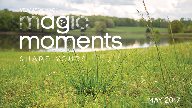 Magic Moments share yours